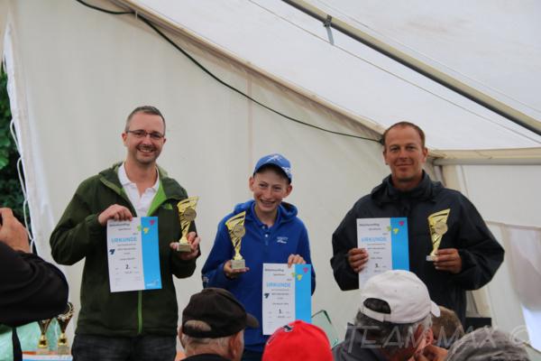 1. Platz Sportklasse 3. TW Werdenfels 2017