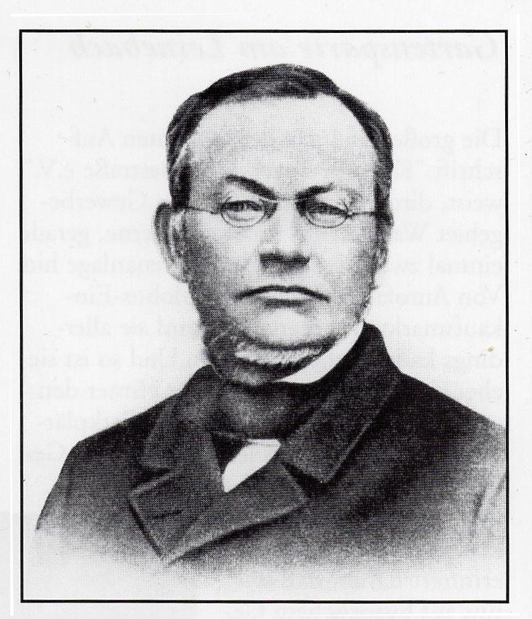 Dr. phil. Ernst Innocenz Hauschild