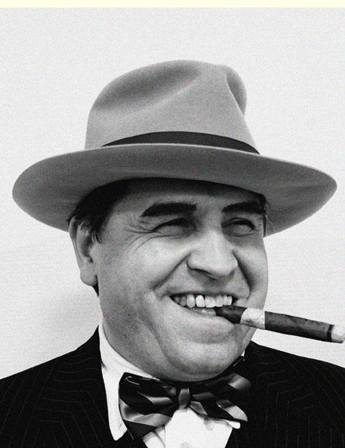 Al Capone Double Nr 1