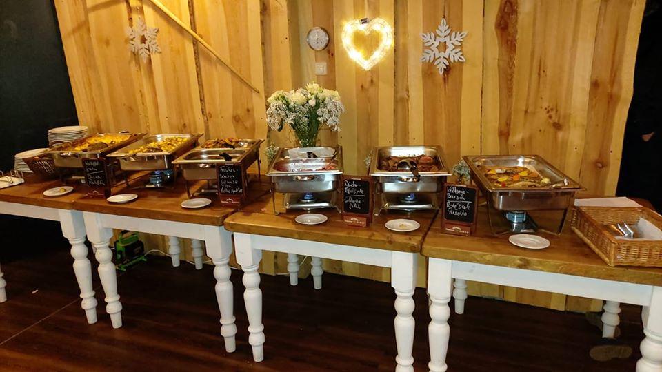 Lehmhaus Hochzeit