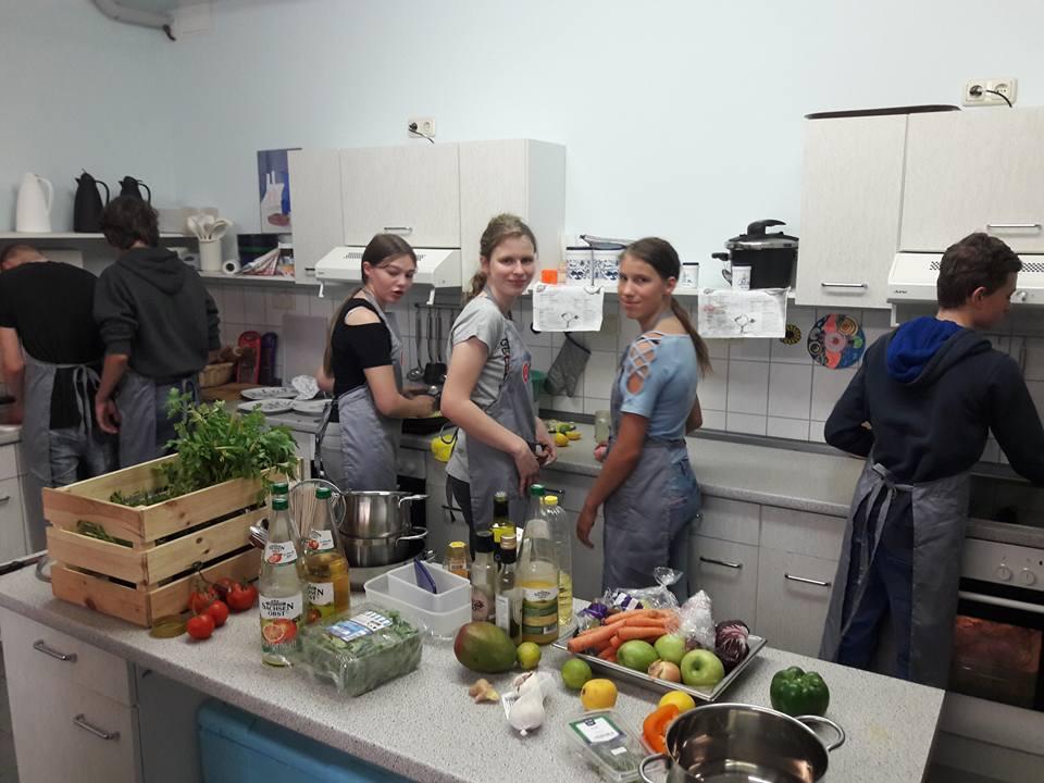 Kochen macht Schule 2018