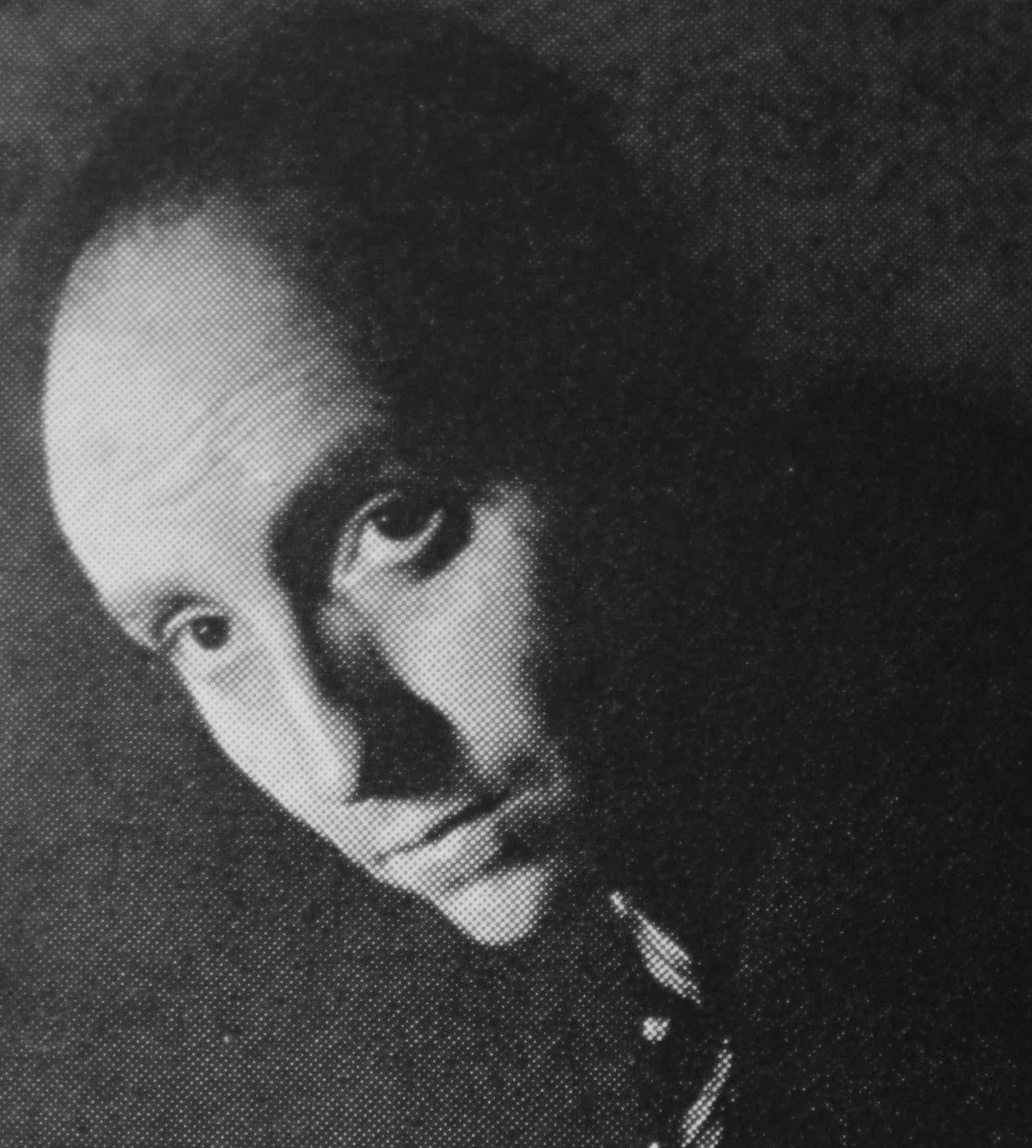 Aufnahme Alfred A. Cohn, 1935