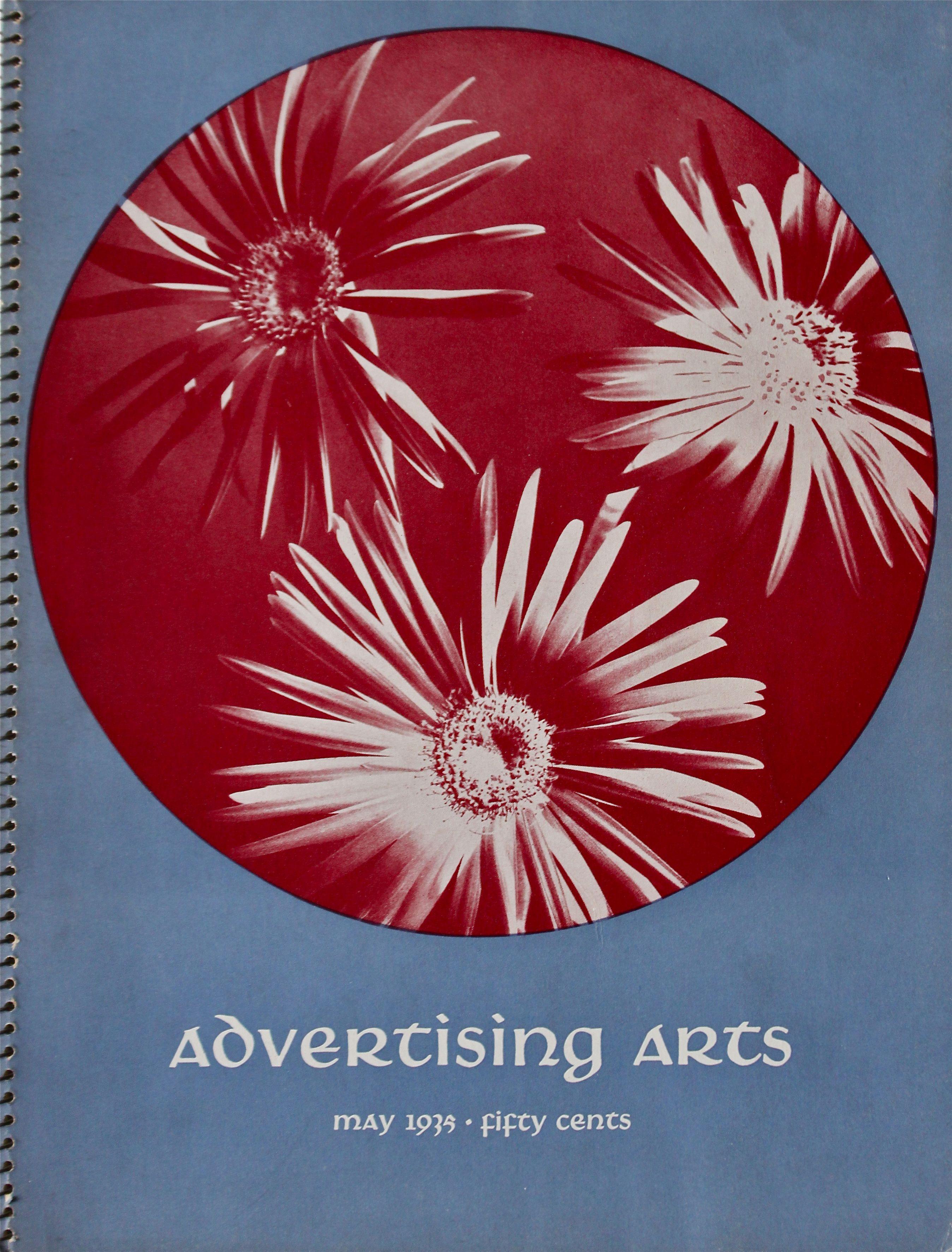 N.G.H., Salter, in: Advertising Arts, H.3 (1935), S. 34-36