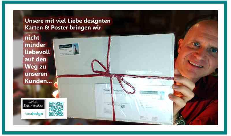 Jahrelosung 2020 - Postkarten - www.editionkatzenstein.de