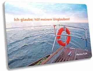 Postkarte Jahreslosung 2020 Karten