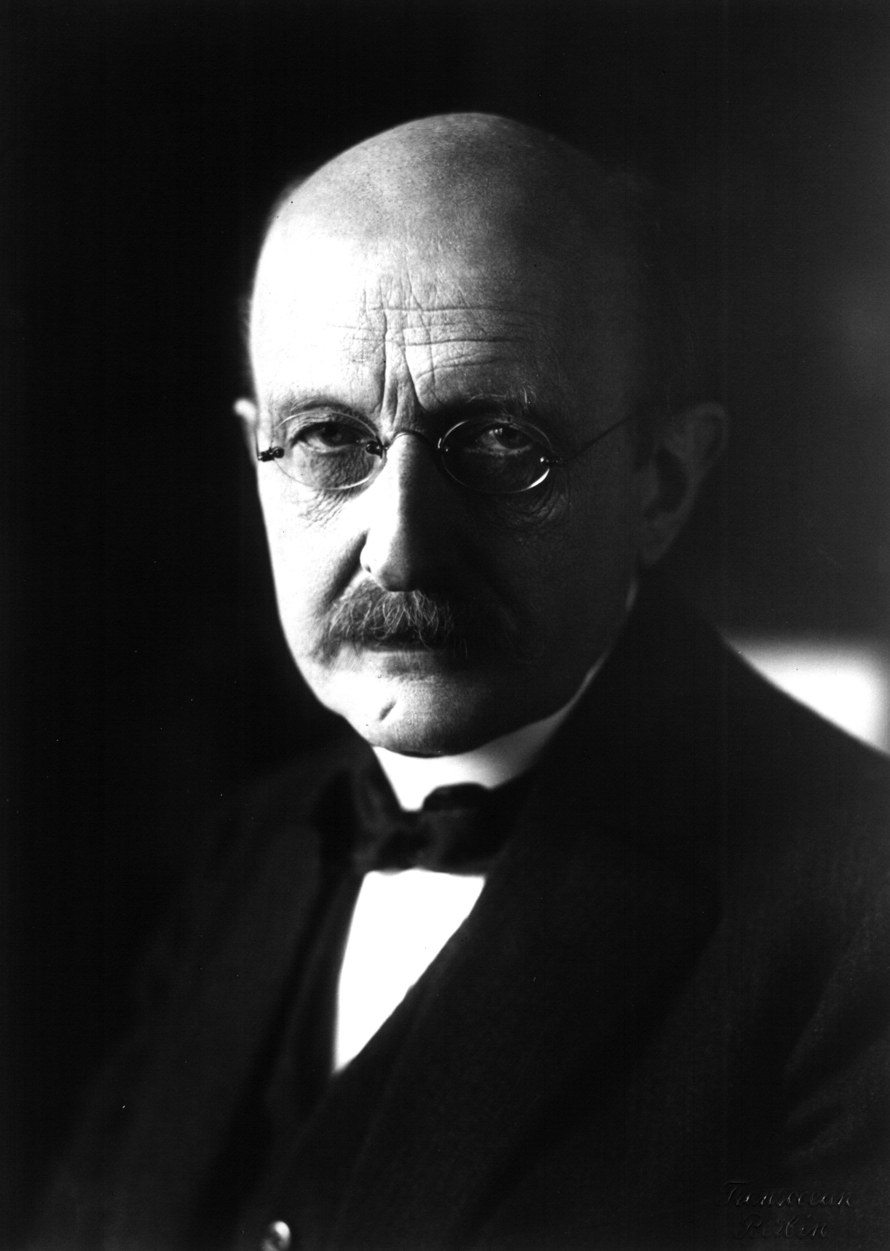 Max Planck - Unknown author and photo is older than 70 years (taken in 1930)