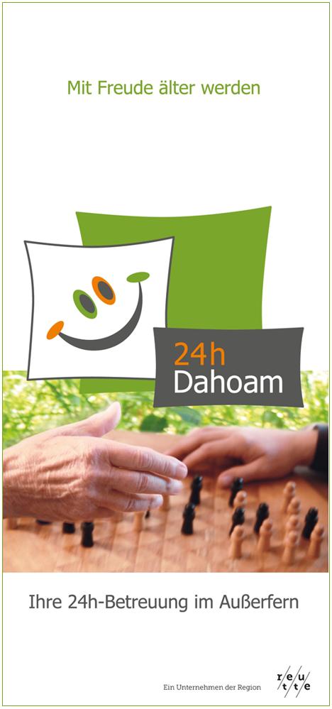 Flyer 24h-Dahoam