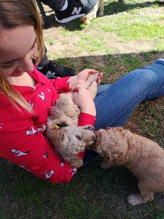 Leonie, Elli & Bosse ;)