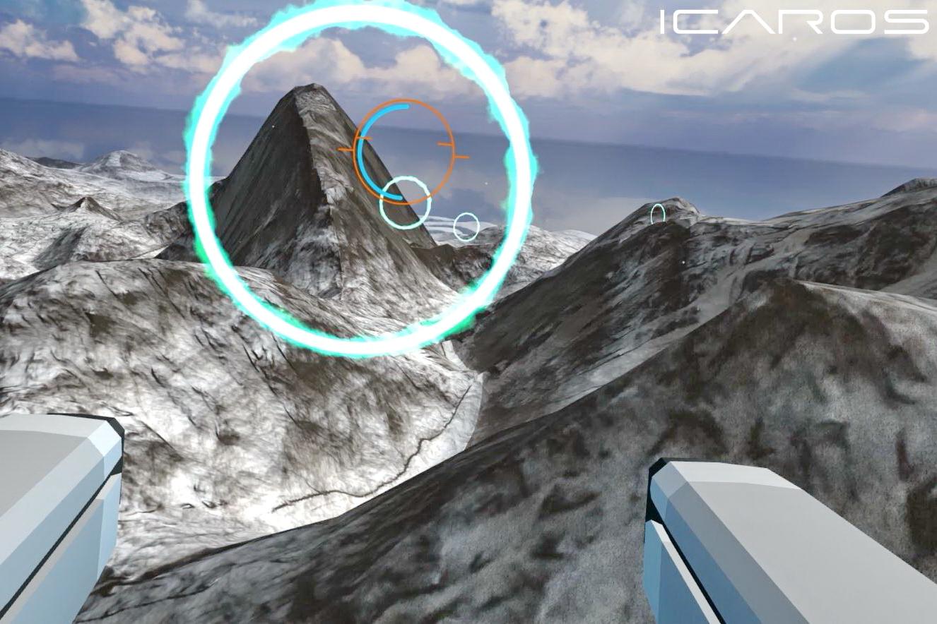 ICAROS Flight