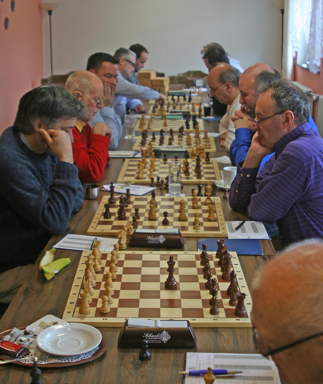 auf der linken Seite SCL, auf der rechten Seite die Gastgeber aus Braunschweig