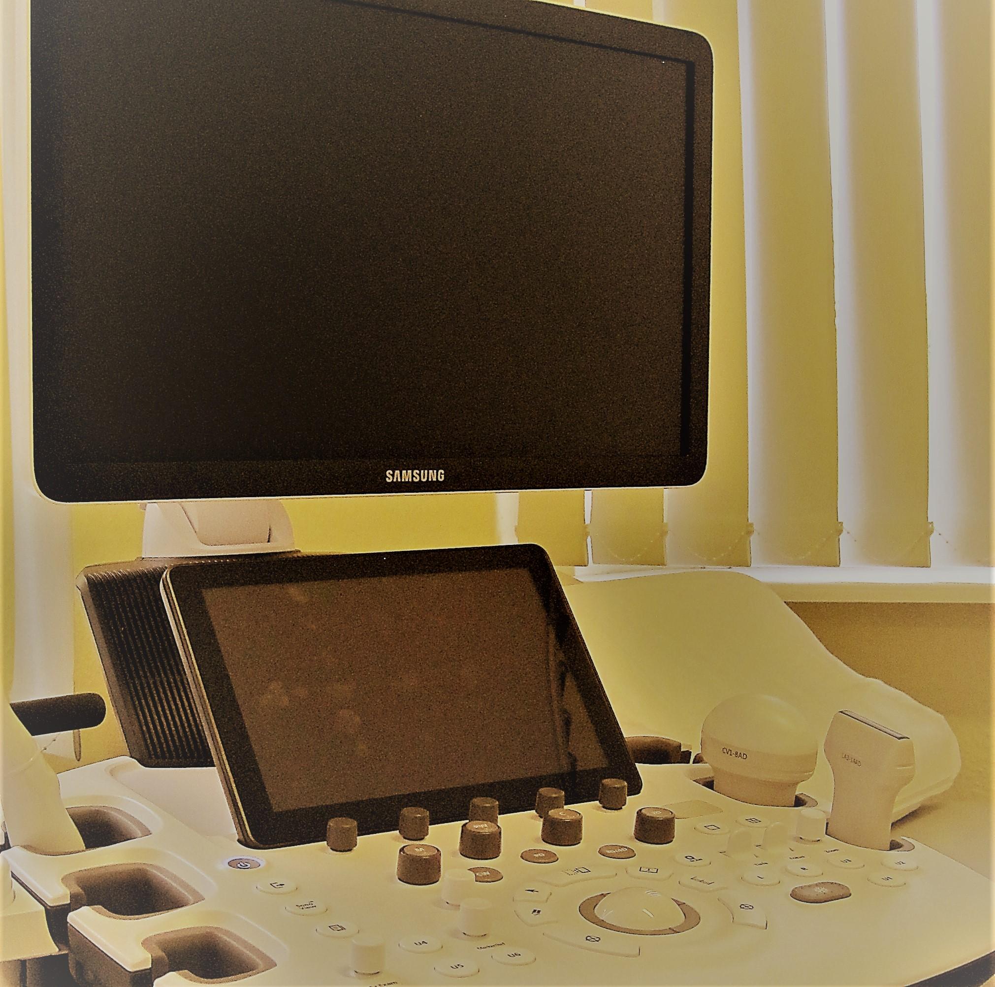 Ultraschallgerät Samsung HS 60