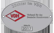 Mitglied im VDH
