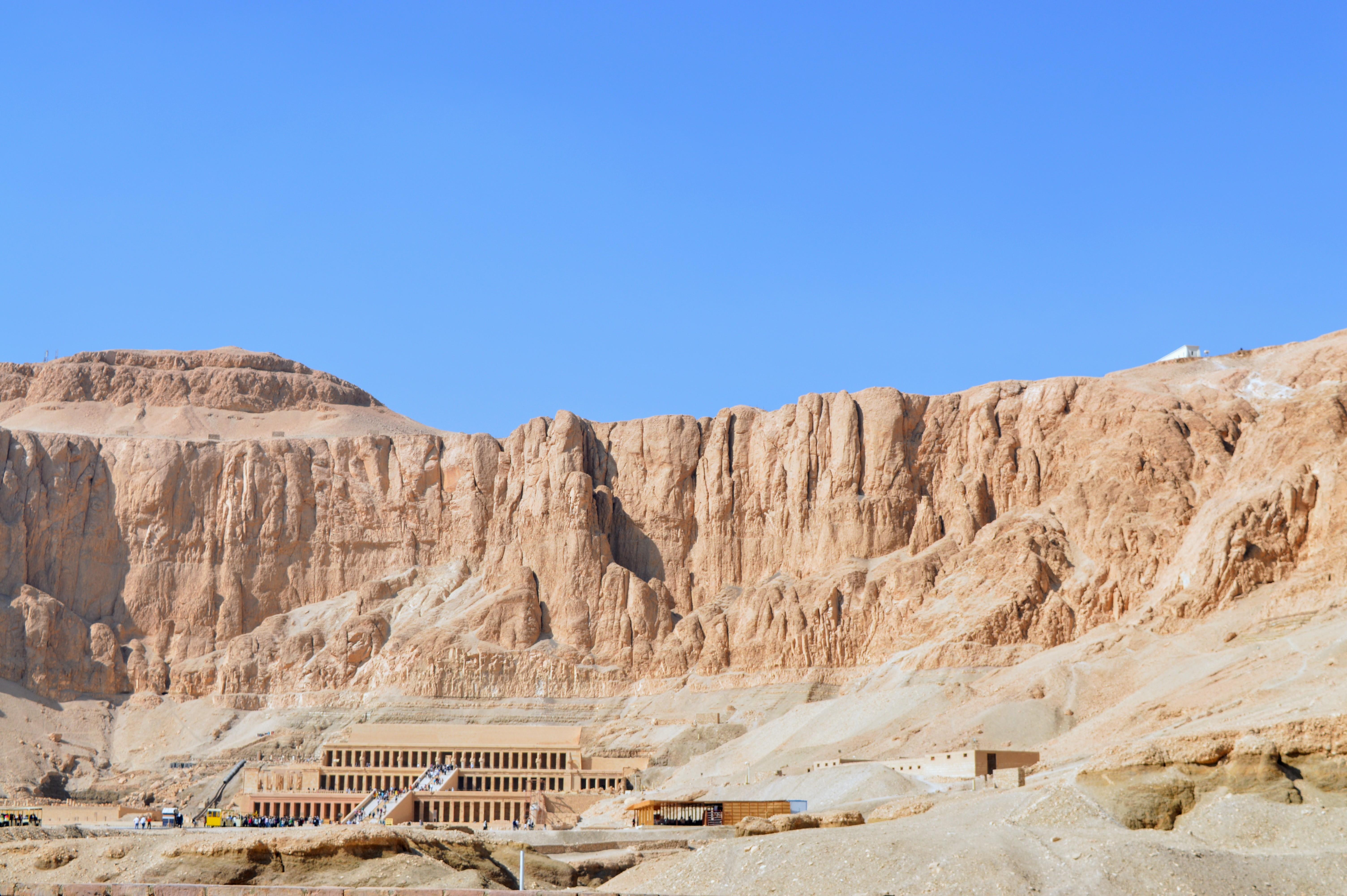 Al-Deir Al-Bahari Tempel