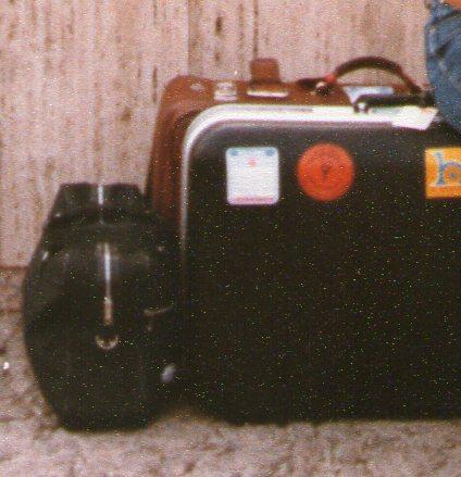 Systematisch Koffer packen