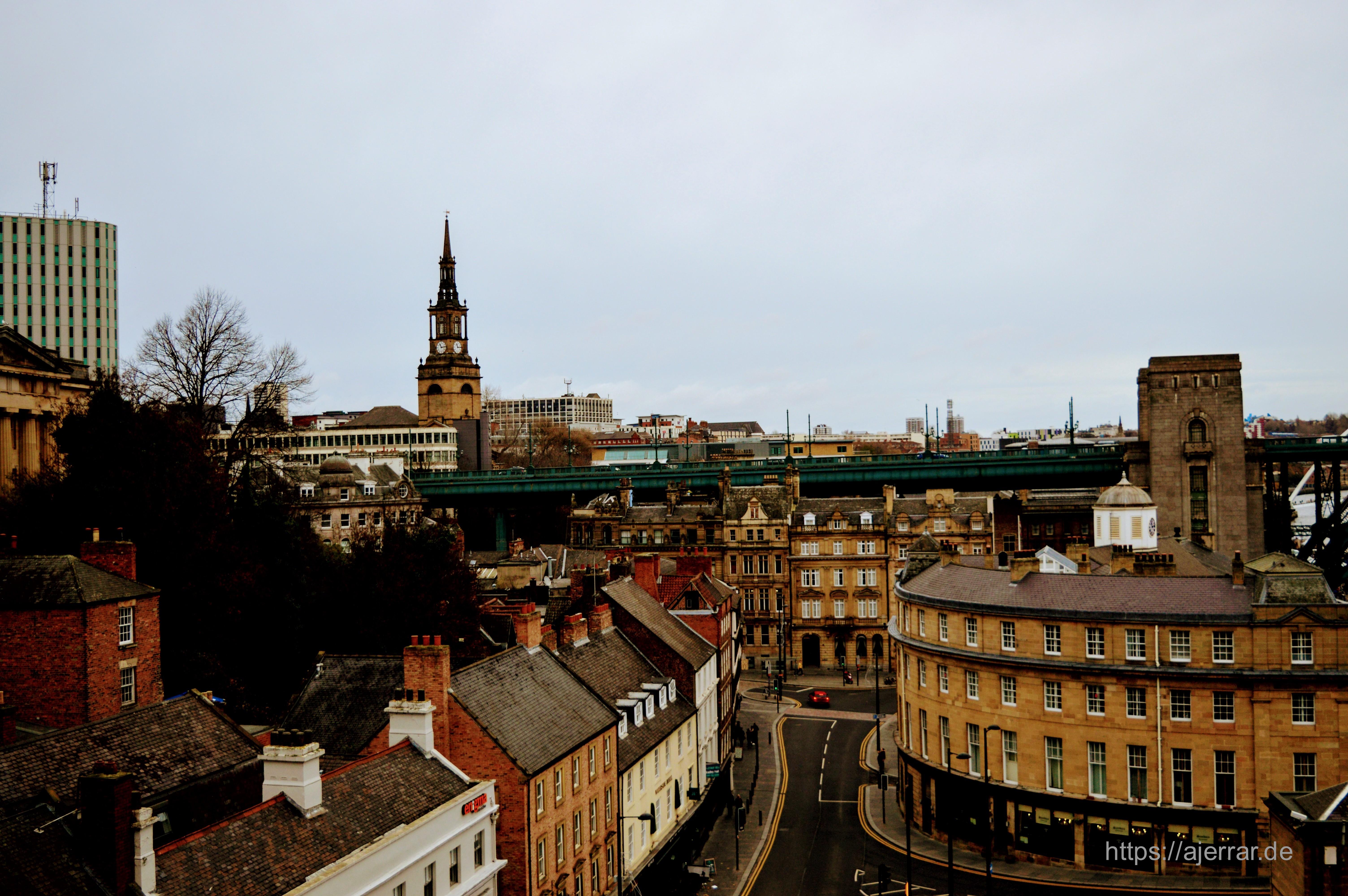 Newcastle - Bild: I. Ajerrar
