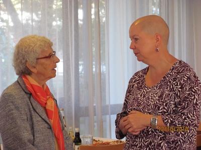 Barbara Eiteneier (links) und Barbara Kieferle-Stotz (rechts)