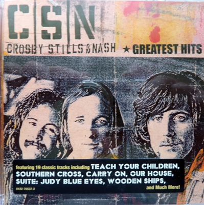 Crosby Stills & Nash 1982