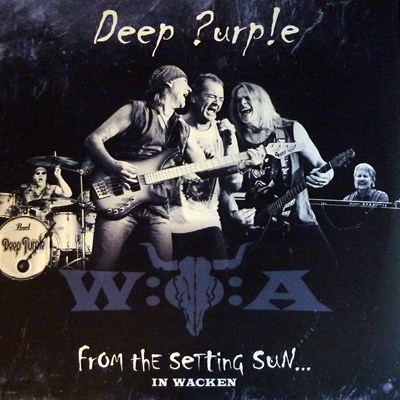 Deep Purple 3fach Vinyl 2015