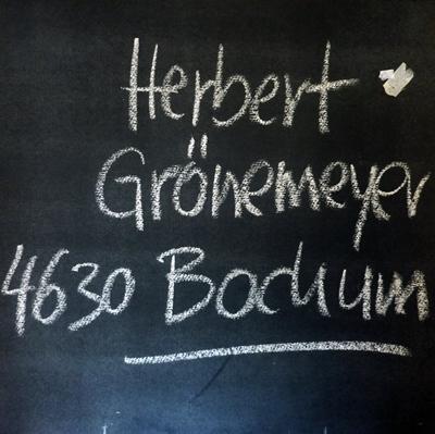 Herbert Grönemeyer 1984