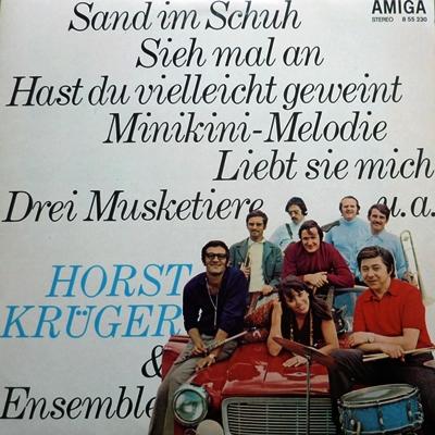 Horst Krüger 1970