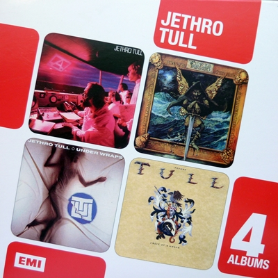 Jethro Tull 1987