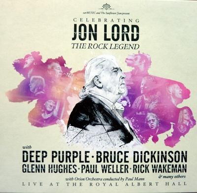 Jon Lord  Gründungsmitglied von Deep Purple
