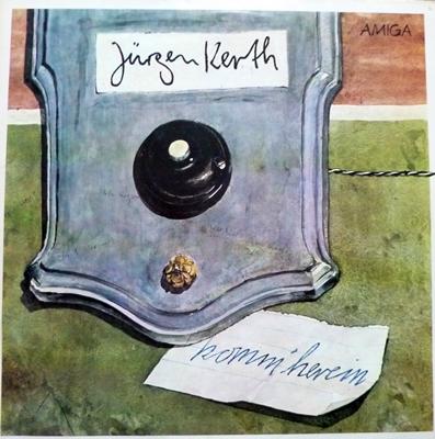 Jürgen Kerth  1980 Amiga