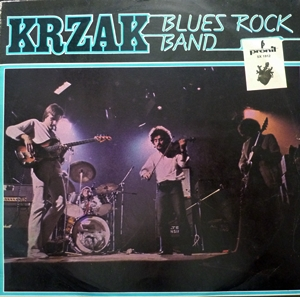 KRZAK Blues Rock Band (PL) 1979