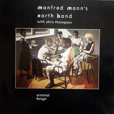 Manfred Mann´s Earthband - 1986