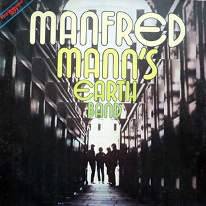 Manfred Manns Earth-Band 1972