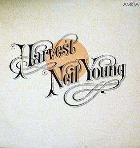 Neil Young die AMIGA LP von 1989