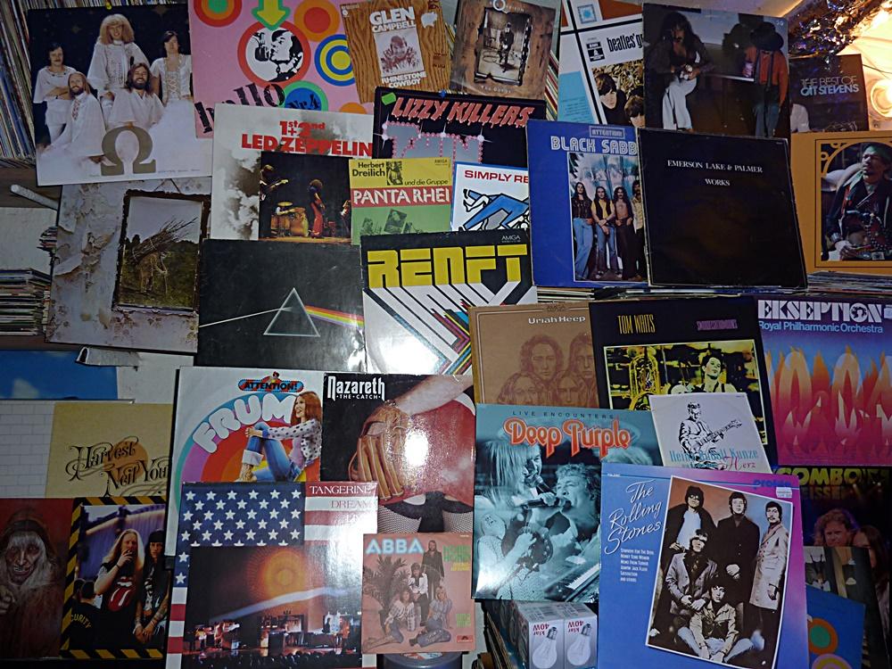 Alle Facetten des Rock! Handgemachte (Rock)Musik von gestern bis heute! Die Songs Deiner Jugend! Seit 1977!!!