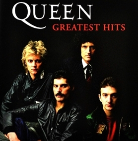 Greatest Hits von Queen VÖ 2010
