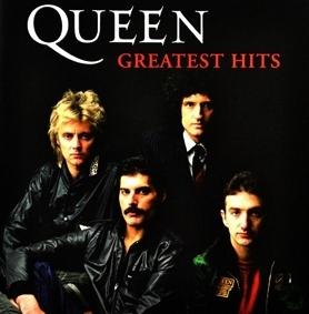 Greatest Hits von Queen VÖ 2010