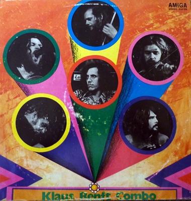 Die 1. LP der Klaus Renft Combo von 1974