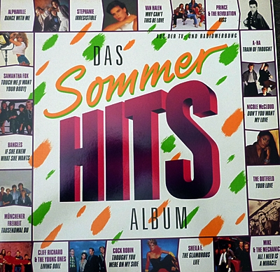 Sommer Hits - 1986