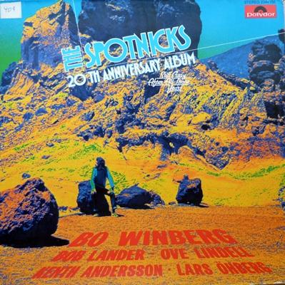 Spotnicks Polydor 1980