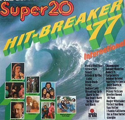 Die Super Hits der 70er - 1977