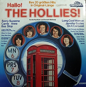 The Hollies - 1965