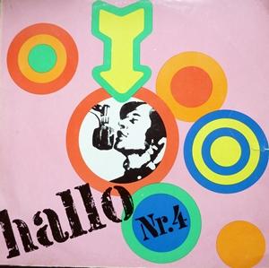 hallo Nr. 4 von 1972 (AMIGA)