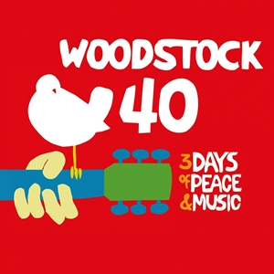 Woodstock 40 (2009 Inhalt 6 CD´s)