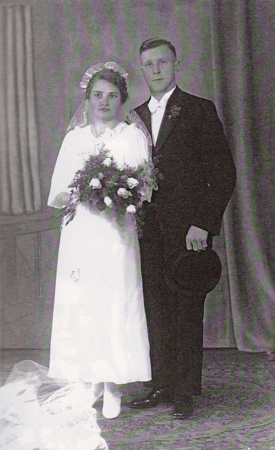 Franz Ritter und Eva Fels