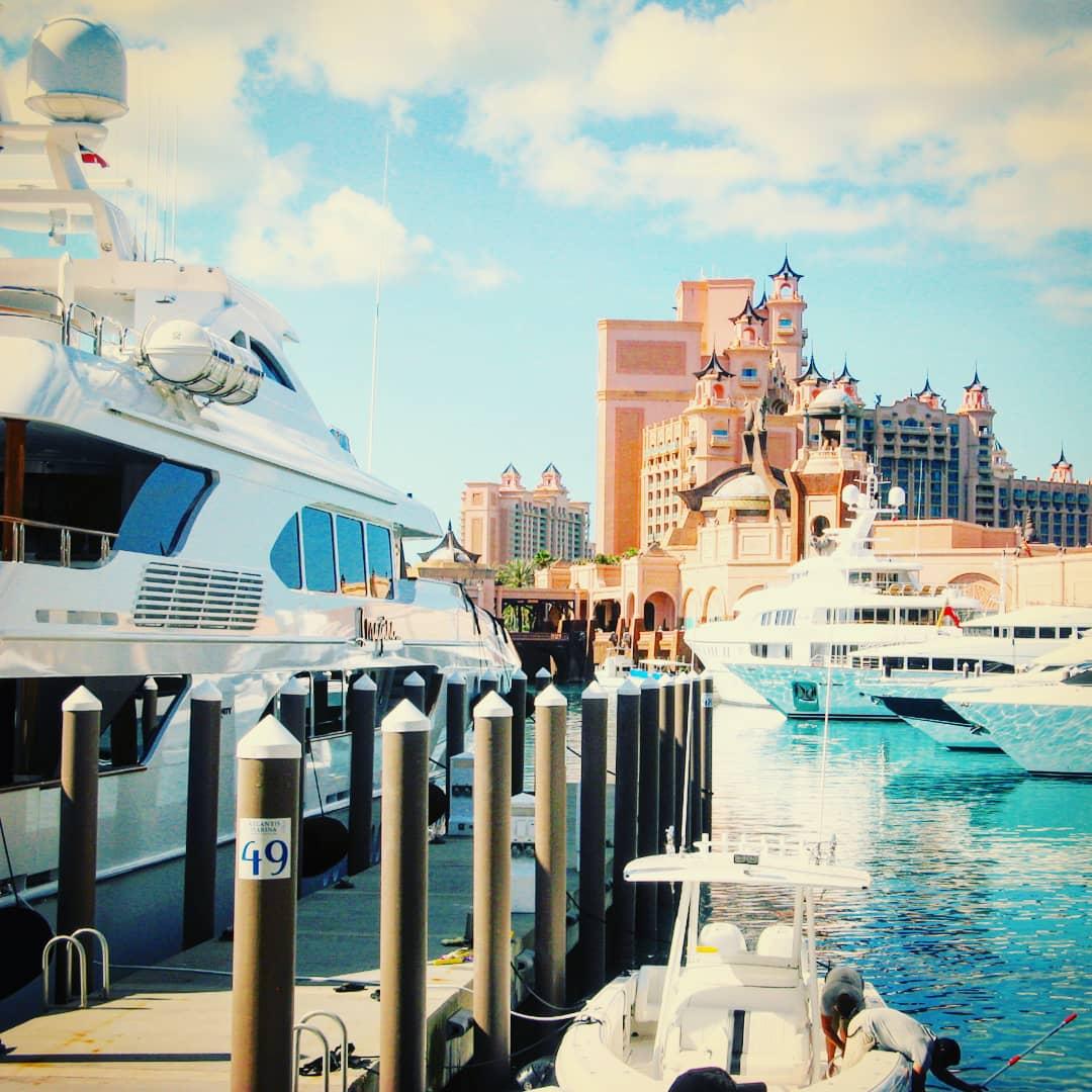 Atlantis Paradise Island Bahamas Resort - Yachthafen