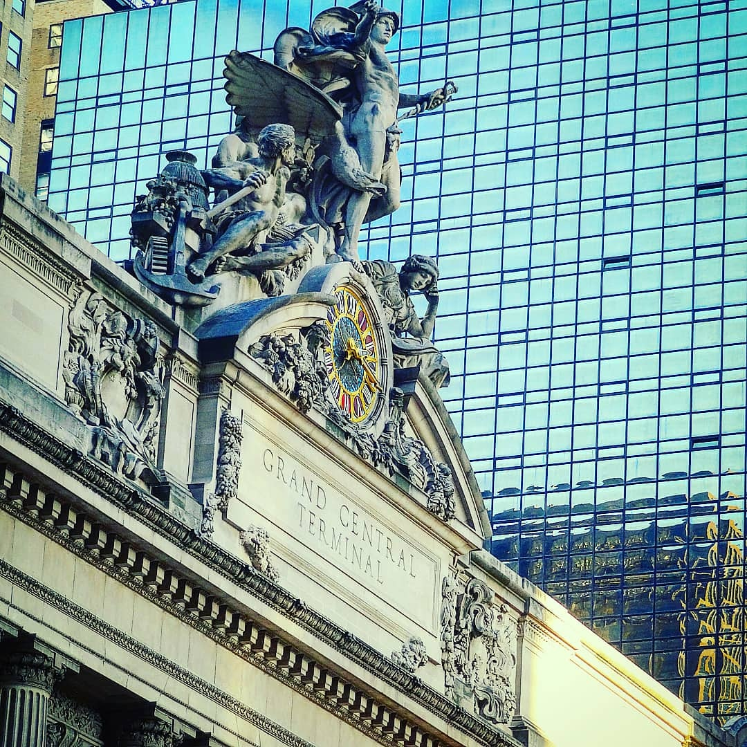 Grand Central Terminal - Manhattan, New York, USA